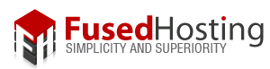 Fused Hosting Logo