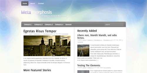 Meta-Morphosis Screenshot